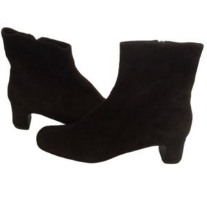NEW! Brown Suede Women's Boots by AJ Valenci